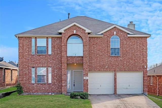 9313 Newport Lane, Mckinney, TX 75071 (MLS #14207750) :: Tenesha Lusk Realty Group