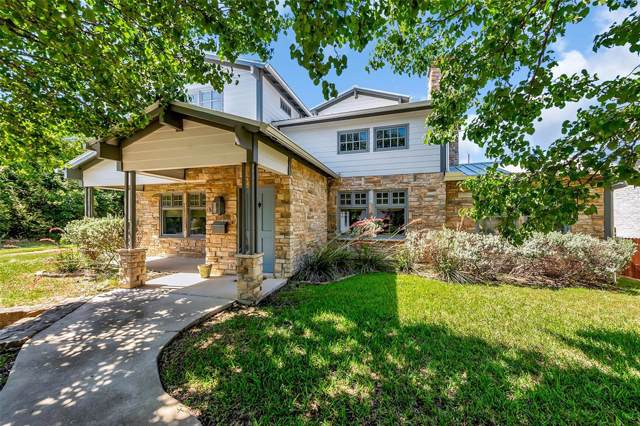 3708 Linden Avenue, Fort Worth, TX 76107 (MLS #14207752) :: The Mitchell Group