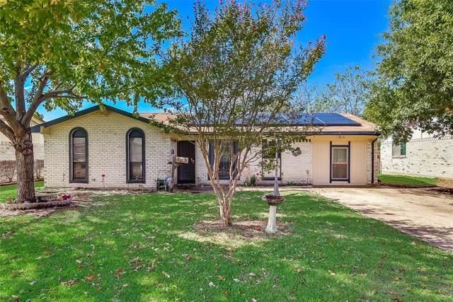 1417 E Park Drive, Mesquite, TX 75149 (MLS #14207754) :: Baldree Home Team