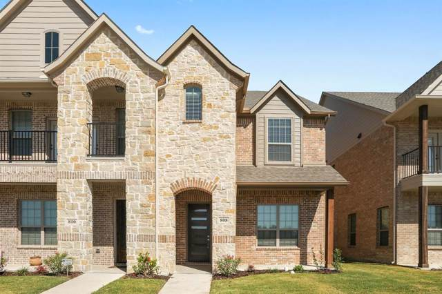 808 Aberdeen Crossing, Wylie, TX 75098 (MLS #14207756) :: RE/MAX Town & Country