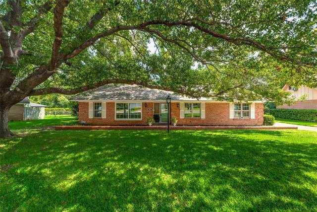 805 Lake Charles Avenue, Fort Worth, TX 76103 (MLS #14207759) :: Lynn Wilson with Keller Williams DFW/Southlake