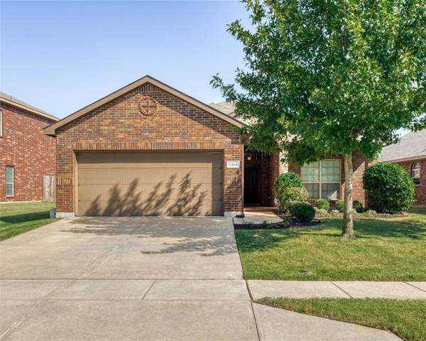 11816 Horseshoe Ridge Drive, Fort Worth, TX 76244 (MLS #14207776) :: The Mitchell Group