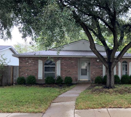 2039 Ash Hill Road, Carrollton, TX 75007 (MLS #14207778) :: Tenesha Lusk Realty Group