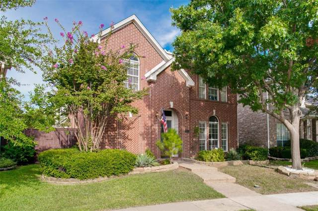 8721 Stonecrest Drive, Irving, TX 75063 (MLS #14207812) :: RE/MAX Town & Country