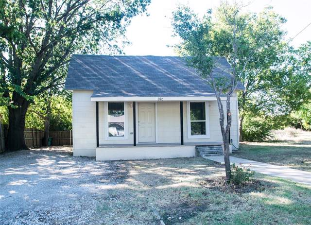 302 S Crawford Street, Denton, TX 76205 (MLS #14207819) :: Lynn Wilson with Keller Williams DFW/Southlake