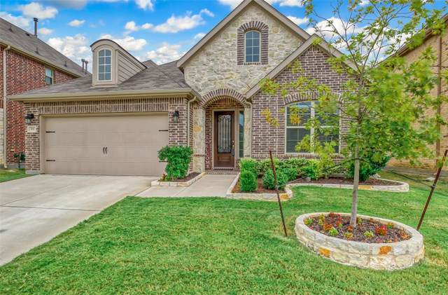 909 Sundrop Drive, Little Elm, TX 75068 (MLS #14207843) :: Tenesha Lusk Realty Group