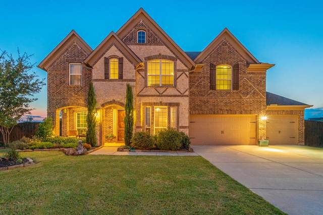 2200 Riviera Drive, Little Elm, TX 75068 (MLS #14207844) :: Tenesha Lusk Realty Group