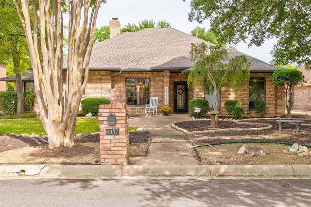 6937 Aspen Wood Trail, Fort Worth, TX 76132 (MLS #14207856) :: Lynn Wilson with Keller Williams DFW/Southlake