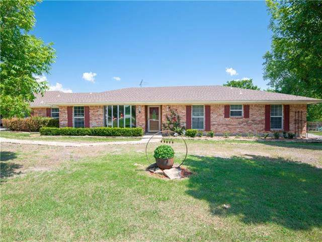 1 Glencove Circle, Lucas, TX 75002 (MLS #14207858) :: The Chad Smith Team