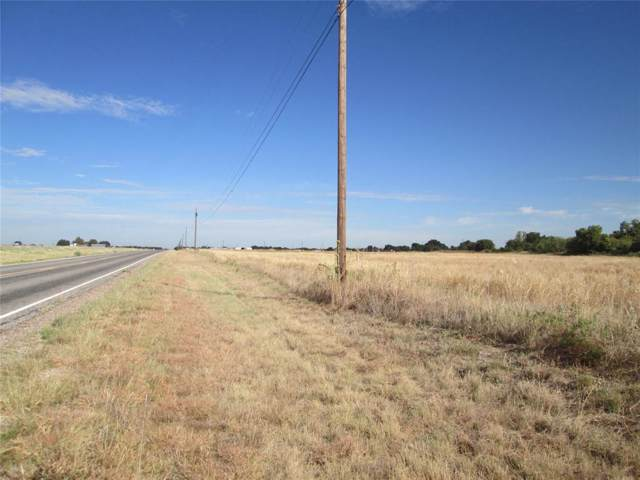 11424 Us Hwy 277 N, Hawley, TX 79525 (MLS #14207862) :: The Tierny Jordan Network