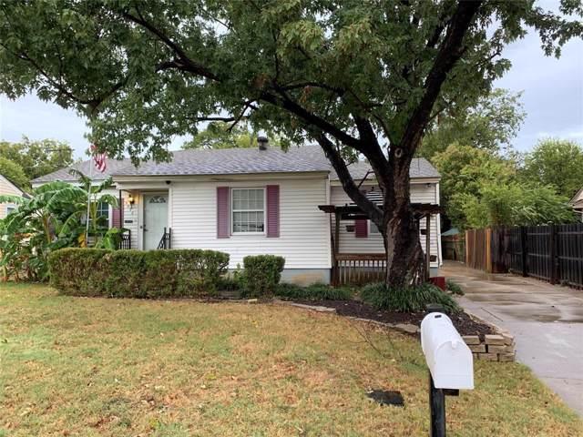 4828 Langley Road, River Oaks, TX 76114 (MLS #14207865) :: Lynn Wilson with Keller Williams DFW/Southlake
