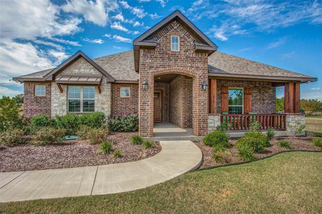 112 Palisades Drive, Gordonville, TX 76245 (MLS #14207874) :: Robbins Real Estate Group
