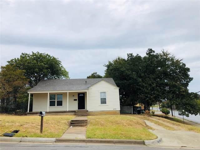 4133 Millet Avenue, Fort Worth, TX 76105 (MLS #14207882) :: Lynn Wilson with Keller Williams DFW/Southlake