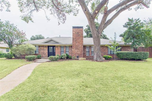 2224 Cliffside Drive, Plano, TX 75023 (MLS #14207883) :: Tenesha Lusk Realty Group