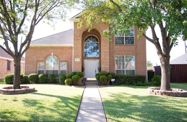 2712 Summertree Drive, Carrollton, TX 75006 (MLS #14207895) :: The Good Home Team