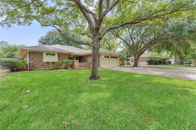 1909 Ford Street, Arlington, TX 76013 (MLS #14207907) :: Lynn Wilson with Keller Williams DFW/Southlake