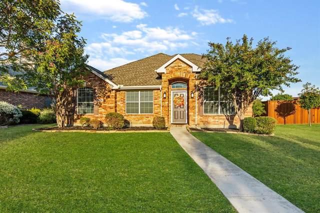 12420 Bruschetta Drive, Frisco, TX 75033 (MLS #14207908) :: RE/MAX Town & Country