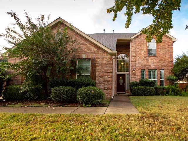 2809 Meadowside Drive, Mckinney, TX 75071 (MLS #14207910) :: RE/MAX Town & Country
