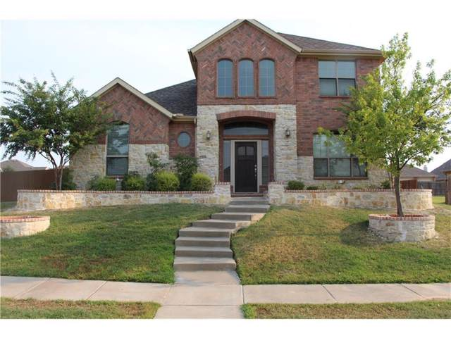 4328 Oak Bluff Lane, Sachse, TX 75048 (MLS #14207914) :: Lynn Wilson with Keller Williams DFW/Southlake