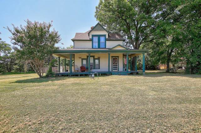 210 S Ray Roberts Parkway, Tioga, TX 76271 (MLS #14207932) :: All Cities Realty