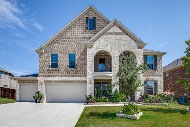 5207 Herford Drive, Sachse, TX 75048 (MLS #14207937) :: The Hornburg Real Estate Group