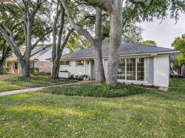 10316 Vistadale Drive, Dallas, TX 75238 (MLS #14207939) :: Frankie Arthur Real Estate