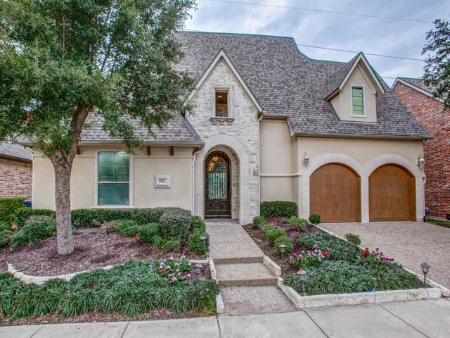 6801 Springwood Lane, Garland, TX 75044 (MLS #14207949) :: All Cities Realty