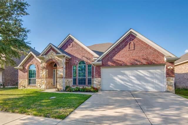 2305 Redondo Road, Denton, TX 76210 (MLS #14207952) :: Team Hodnett