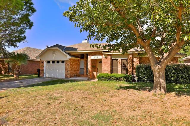 3918 Craig Drive, Abilene, TX 79606 (MLS #14207955) :: The Good Home Team