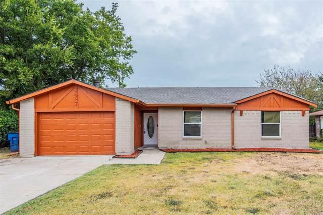 1427 Clearbrook Street, Lancaster, TX 75134 (MLS #14207959) :: Lynn Wilson with Keller Williams DFW/Southlake