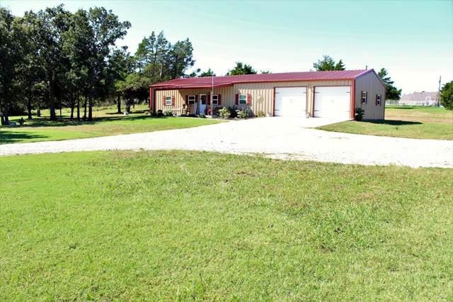 737 County Road 153, Whitesboro, TX 76273 (MLS #14207965) :: RE/MAX Town & Country