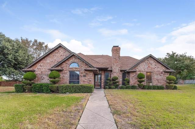 1416 Frenchmans Drive, Desoto, TX 75115 (MLS #14207981) :: Lynn Wilson with Keller Williams DFW/Southlake