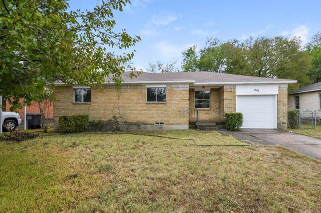 808 Colgate Drive, Lancaster, TX 75134 (MLS #14207989) :: Tanika Donnell Realty Group