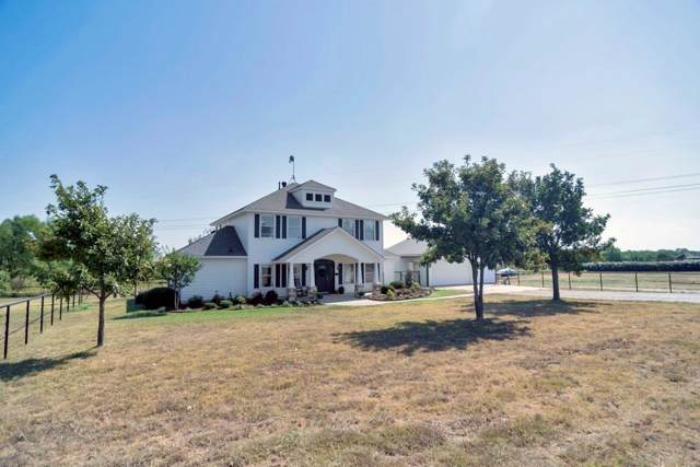5850 Four Seasons Lane, Mckinney, TX 75071 (MLS #14207990) :: Tenesha Lusk Realty Group