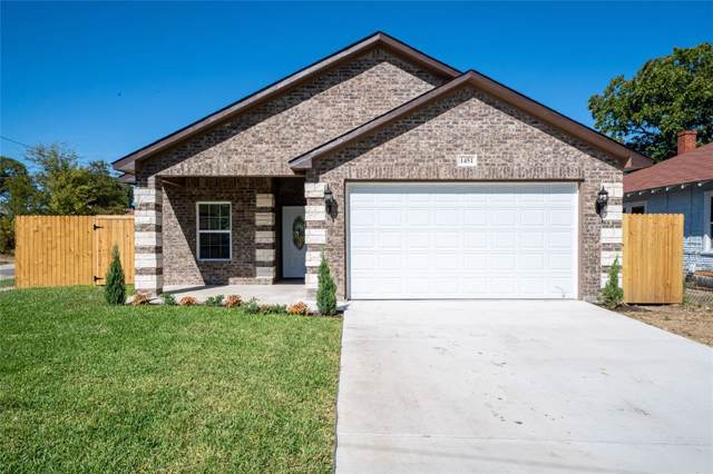 1451 E Morphy Street, Fort Worth, TX 76104 (MLS #14208004) :: RE/MAX Town & Country