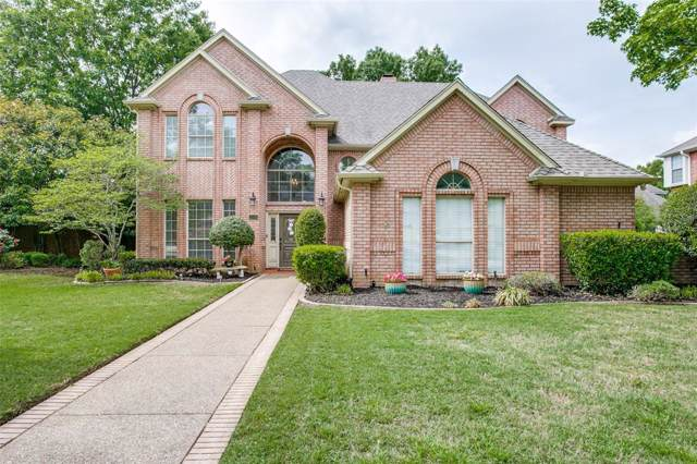1006 Saint Andrews Drive, Mansfield, TX 76063 (MLS #14208007) :: Tenesha Lusk Realty Group
