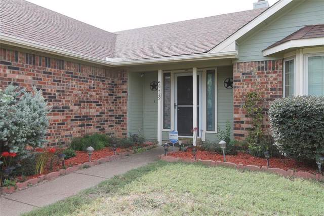 6429 Woodstream Trail, Fort Worth, TX 76133 (MLS #14208008) :: The Hornburg Real Estate Group