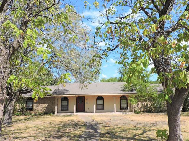 100 Greenwood Drive, Ovilla, TX 75154 (MLS #14208017) :: Robbins Real Estate Group