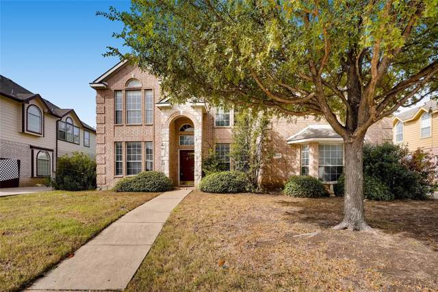 2807 Claremont Drive, Mansfield, TX 76063 (MLS #14208028) :: Tanika Donnell Realty Group