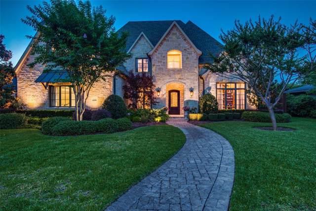 11040 Lawnhaven Road, Dallas, TX 75230 (MLS #14208029) :: Lynn Wilson with Keller Williams DFW/Southlake