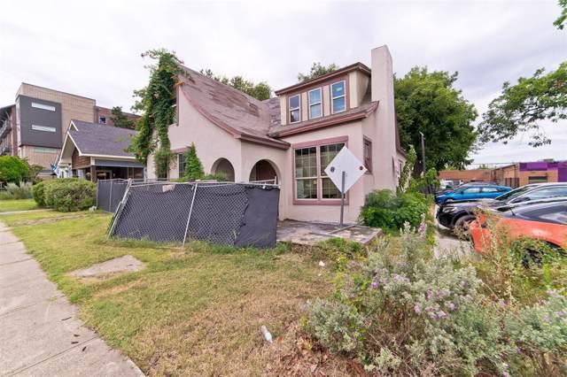 409 Melba Street, Dallas, TX 75208 (MLS #14208035) :: Baldree Home Team