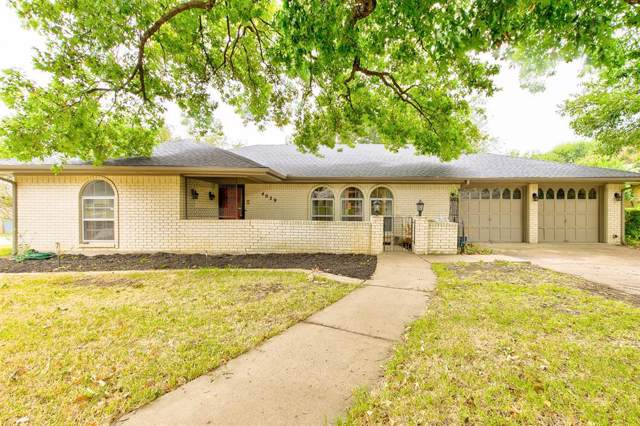 4029 Alicante Avenue, Fort Worth, TX 76133 (MLS #14208038) :: RE/MAX Town & Country