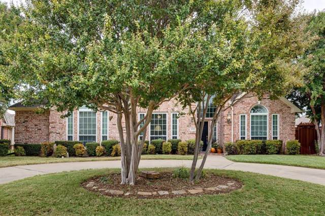 1605 Hillcreek Drive, Garland, TX 75043 (MLS #14208048) :: Century 21 Judge Fite Company