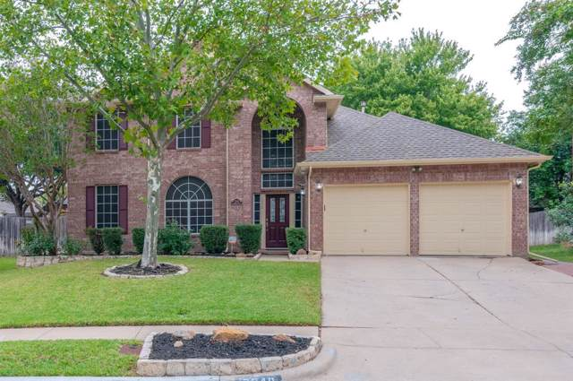 7240 Isle Royale Drive, Fort Worth, TX 76137 (MLS #14208051) :: Real Estate By Design