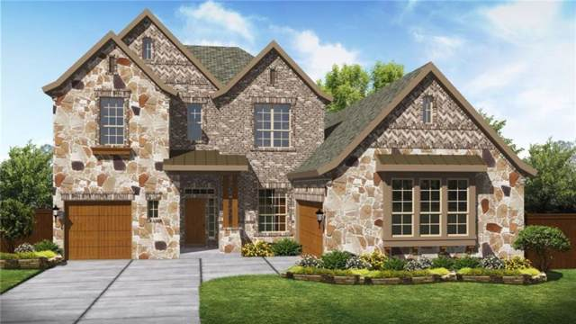 2348 Packing iron Drive, Frisco, TX 75036 (MLS #14208071) :: The Rhodes Team