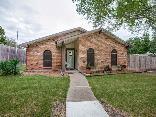6309 Green Valley Drive, Garland, TX 75043 (MLS #14208074) :: The Hornburg Real Estate Group
