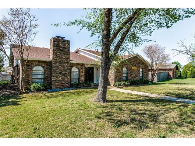 2918 Flagstone Drive, Garland, TX 75044 (MLS #14208075) :: The Hornburg Real Estate Group