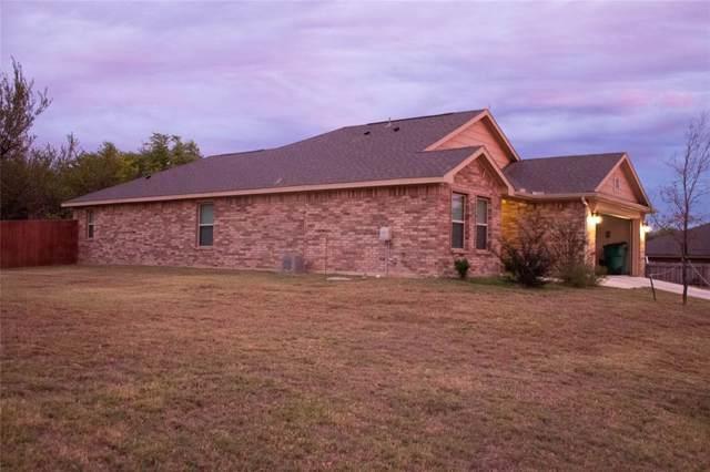 240 Walnut Bend Road, Springtown, TX 76082 (MLS #14208104) :: The Good Home Team