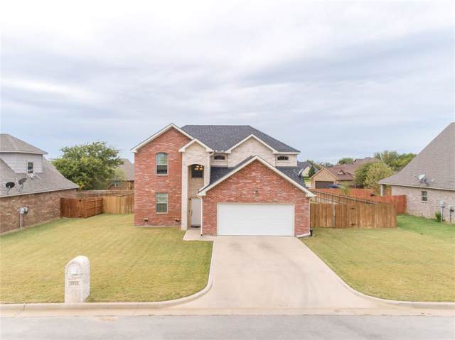 1710 Elk Run Drive, Stephenville, TX 76401 (MLS #14208112) :: Robbins Real Estate Group