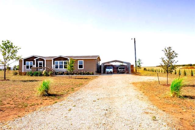 10235 Private Road 6055, Hawley, TX 79525 (MLS #14208129) :: All Cities Realty